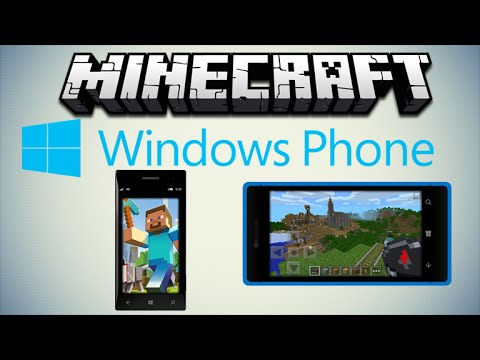 Скачать Minecraft 0.10.4 на планшет Windows Phone (WP 8.1)