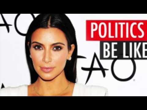 Kim Kardashian - McCain Feingold