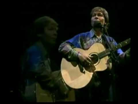 This Old Guitar John Denver Live His Best Version Youtube