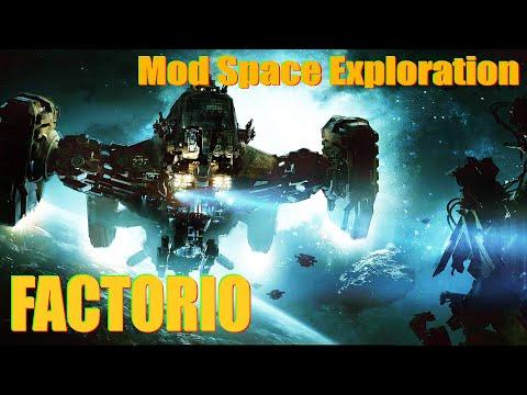 Factorio Space Exploration ► #23 Концепт мола