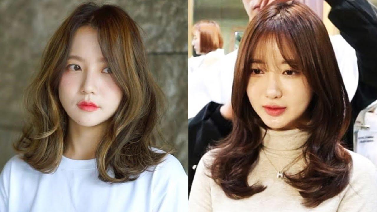 9 easy cute korean hairstyles 2018