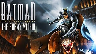 BATMAN: THE ENEMY WITHIN Full Season 2 (Telltale Series) All Cutscenes Movie 1080p 60FPS