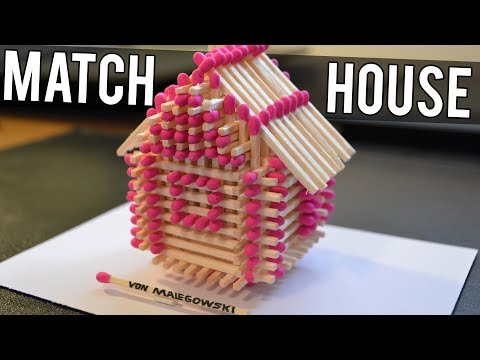 Thumbnail: How to Make a Match House