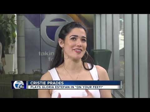 'On Your Feet!' musical playing at Fisher Theatre in Detroit