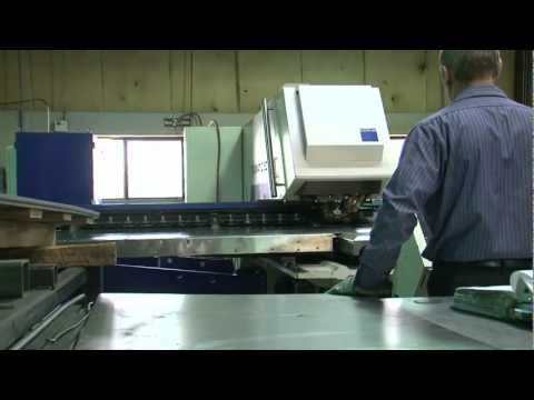 M&R Factory Tour Episode #15 - Sheet Metal Fabrication - M&R Screen Printing Equipment