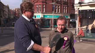 Gareth Bennett Newport West by election 2019