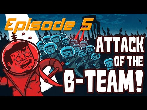 Attack of The B-Team : Advanced genetic