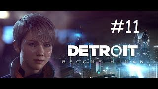 Lets Play Detroit Become Human Part 11 # Umfrage [HD]