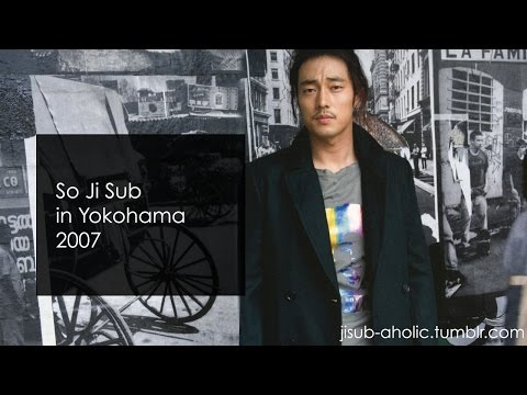 "So Ji Sub / (Eng Sub)""What's your favorite type?"" in Japan 2007"