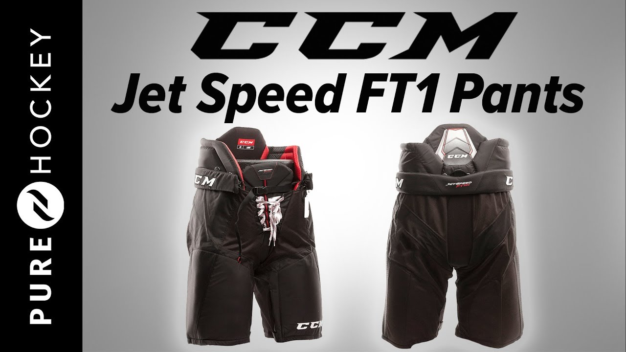 CCM Jetspeed FT1 Ice Hockey Pants | Product Review