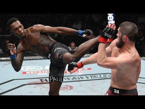 UFC 243: Khabib Nurmagomedov Versus Israel Adesanya MEGAFIGHT!!!