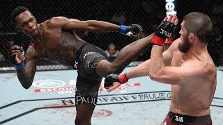 UFC 250: Khabib Nurmagomedov versus Israel Adesanya MEGAFIGHT!!!
