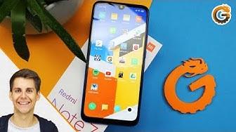 Redmi Note 7 by Xiaomi: Das BESTE 200€ Smartphone / Test