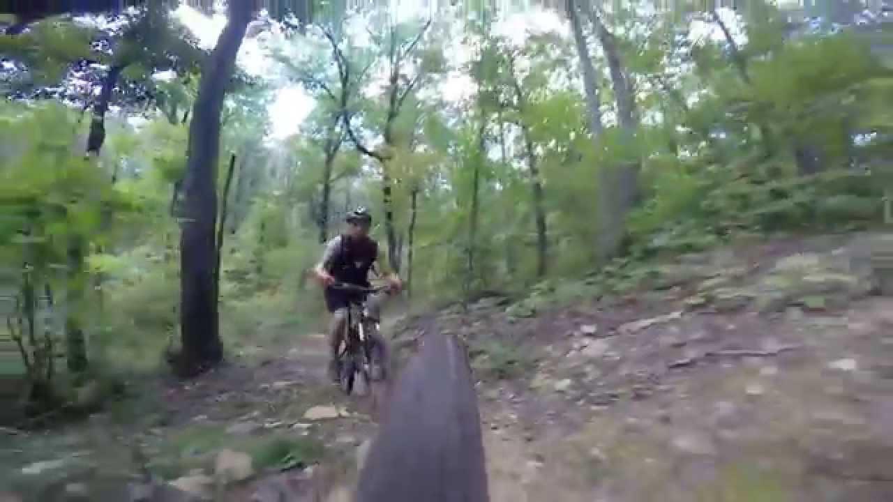 Arkansas Upper Buffalo Mountain Bike Trail System Youtube