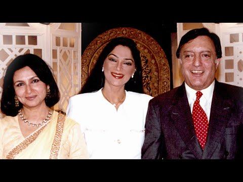 Rendezvous with Simi Garewal Nawab Pataudi & Sharmila Part -2