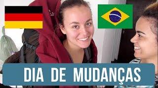Amiga intercambista voltando para Alemanha Alana Santos Blogger