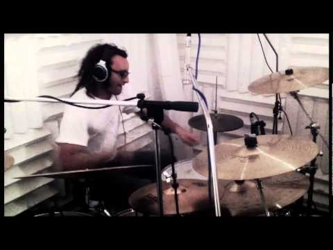 "Edenshade - ""Stendhal Got That Close"" recording sessions pt. 1 - Drums"
