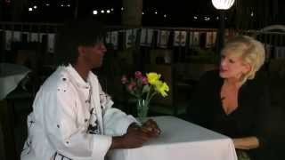 Coachella Valley Music Show 3 - Alvin Taylor Drummer for George Harrison and Jimi Hendrix