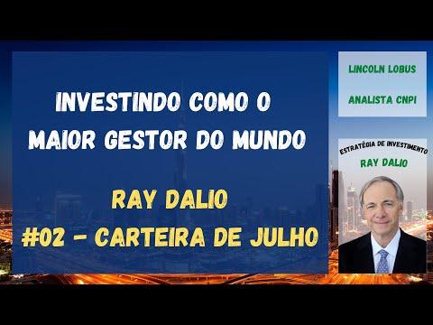 Ray Dalio #2 - Investindo como o maior gestor do mundo com APENAS 5 ETFs