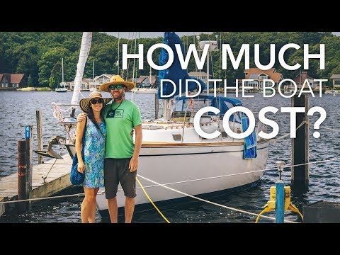 How Much Does A Bluewater Sailboat Cost?   Sailing Soulianis - Ep. 22