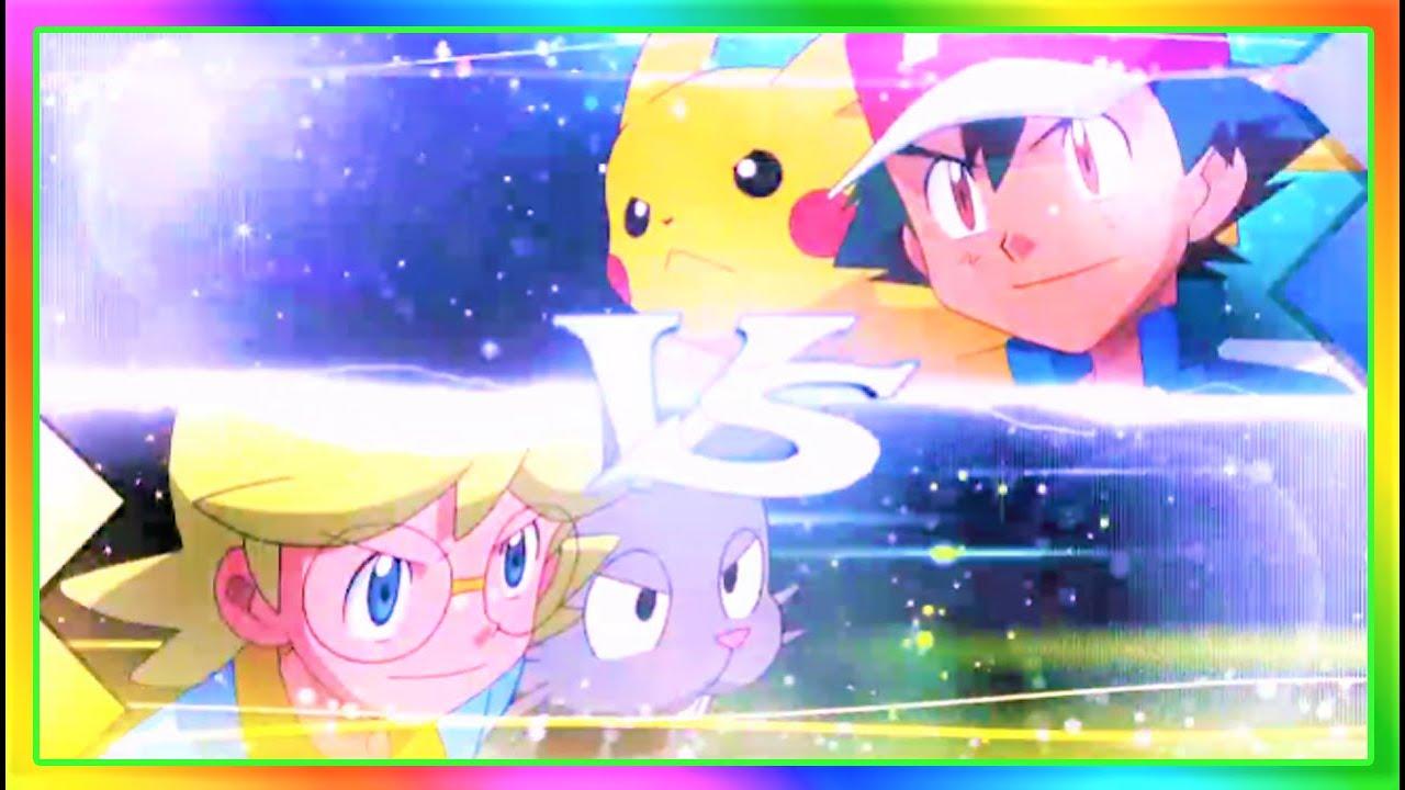 Pokemon Battle Ash| Manectric, Pikachu, Bunnelby vs Inkay