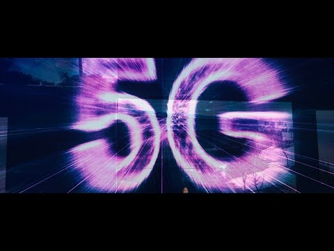 What would 5G technologies bring to our future lives? (4K HD)