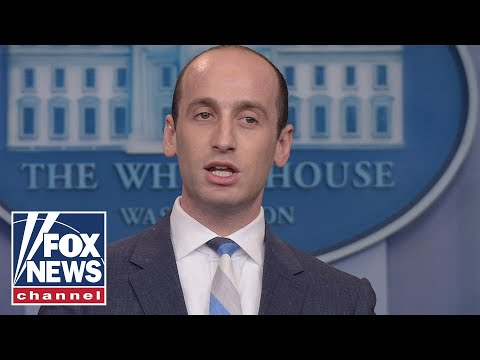 White House defies Congress, rejects Stephen Miller subpoena
