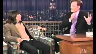 Anthony Kiedis u Conana O