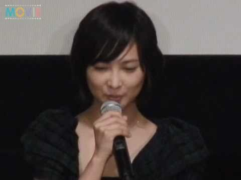 東京国際映画祭 『海炭市叙景』 舞台挨拶 (関連情報) http://www.moviecollection.jp/news/detail.html?p=1685.
