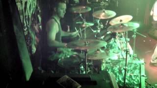 Mike Fitzgerald - Guttural Secrete - Slit Into Succulence (Drum Cam)