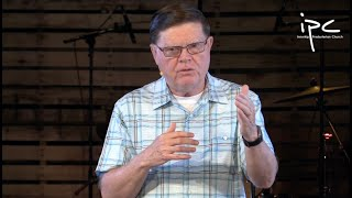 May 31 Message - George Robertson, Guest Speaker