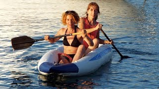 Inflatable Kayak can be Pefect Dinghy