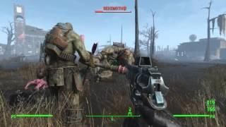 Fallout 4 guía para el trofeo Más dura será la caída parte 1