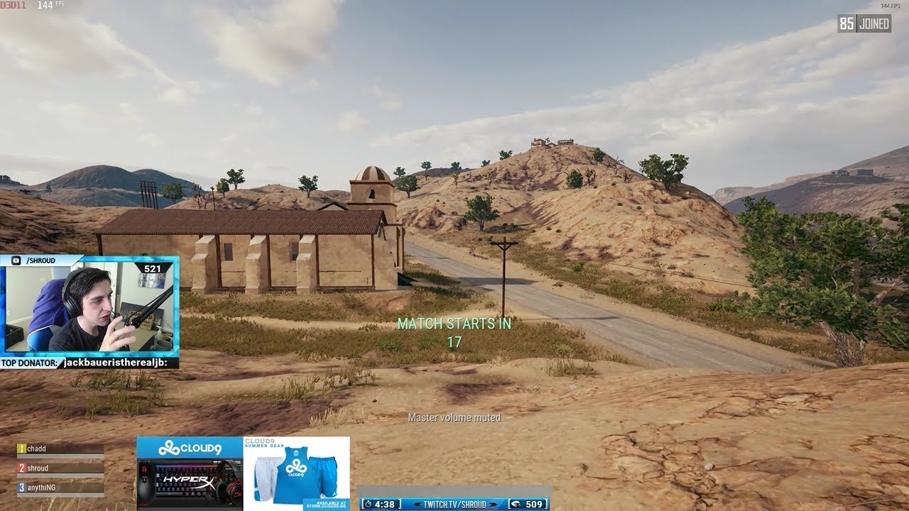 Shroud about Screen Tearing