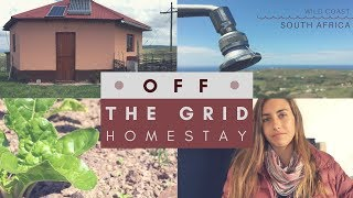 Life Off The Grid In South Africa - A Homestay Tiny House