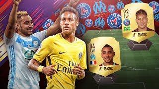 FIFA 18 : L'ÉQUIPE OM-PSG DE RÊVE !