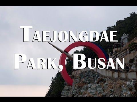 Taejongdae Park, Busan