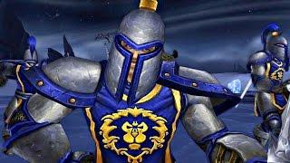Questing In World of Warcraft: (WoW Machinima)