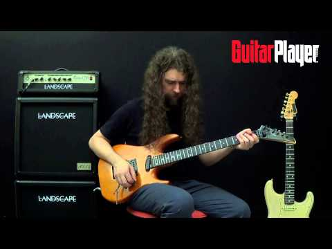 Guitar Player Brasil #227 - Marty Friedman