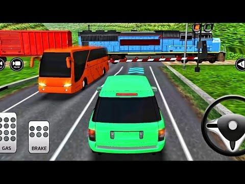 Parking Frenzy 3D Simulator Police Car - Gameplay - 2