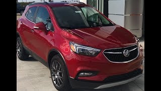 2019 Buick Encore Walkaround/Overview - (B74919)