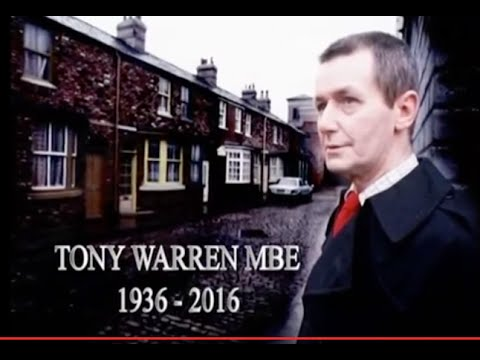 Tribute to Tony Warren from Granada Reports - 2nd March 2016