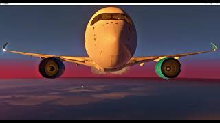[XP11] Tahiti  - San Francisco | A350-900 XWB | FRENCH BEE