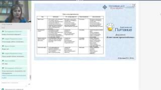 Составление меню для организации питания по диетам (столам) в лечебно-профилактических организациях