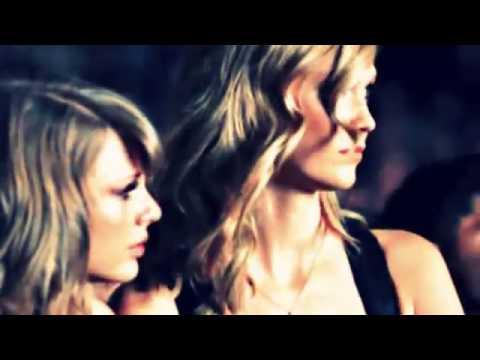 Taylor Swift and Karlie Kloss - Riptide