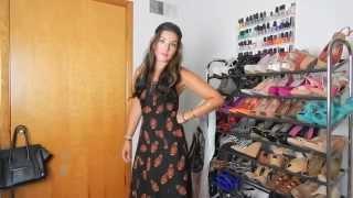 OOTD: The Best, most affordable Summer Maxi Dress TJ MAxx, long flowy summer. Thumbnail