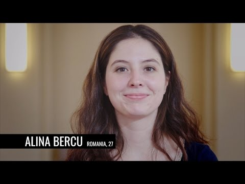 #Cliburn2017 Meet the Competitors: Alina Bercu (Romania)