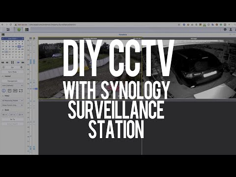 DIY CCTV System, with Synology Surveillance Station