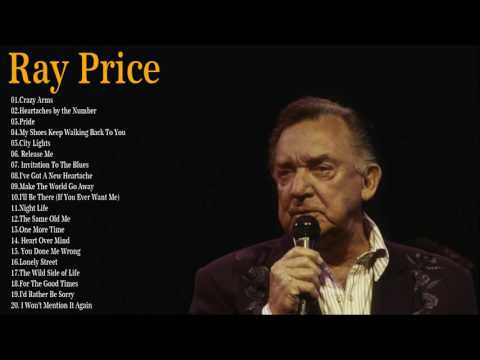 Ray Price Greatest Hits Collection || The Very Best of Ray Price