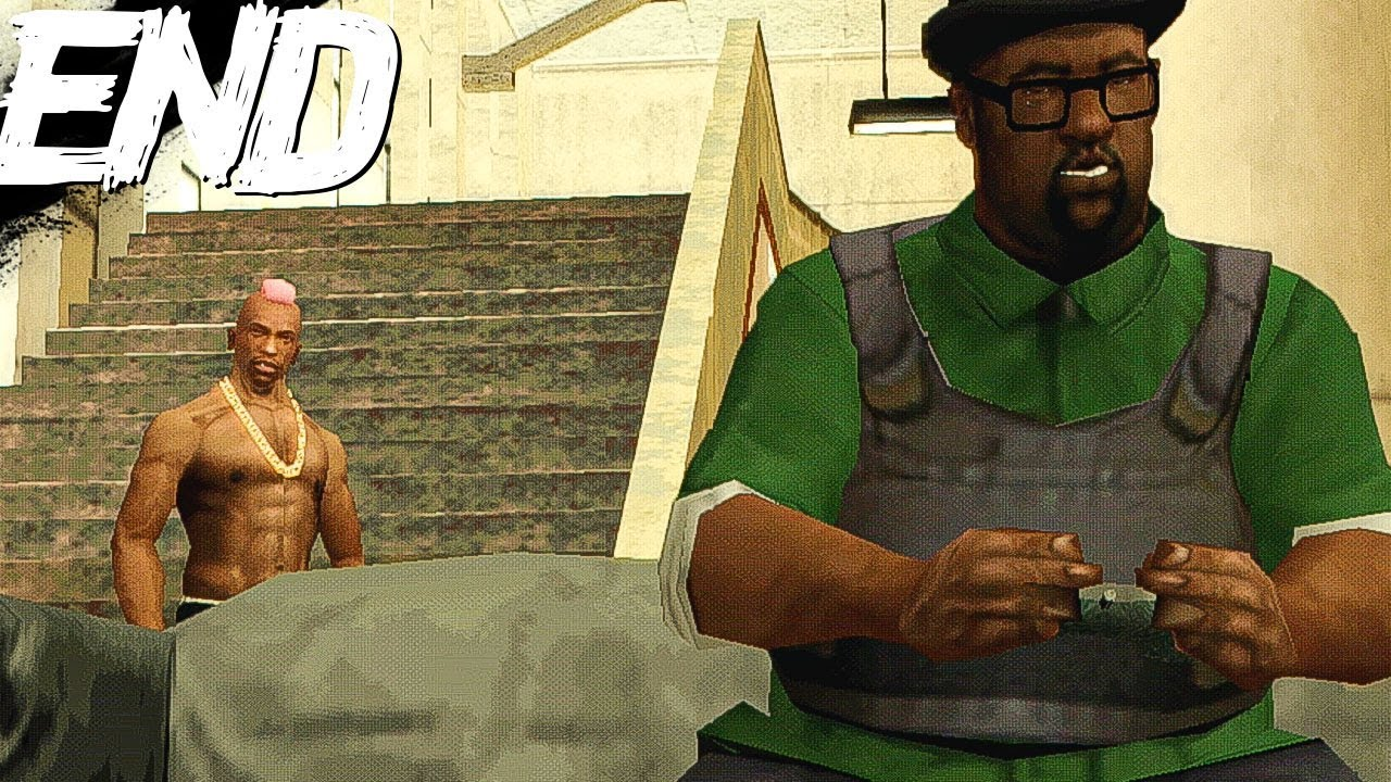 I LOVED THIS ENDING! - Grand Theft Auto San Andreas - Part 21 thumbnail